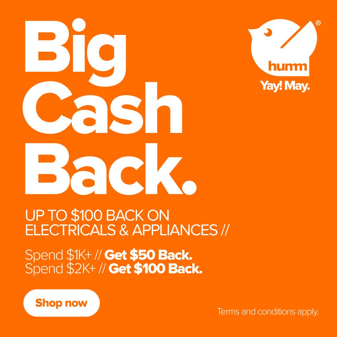 Humm Big Cashback Mobile