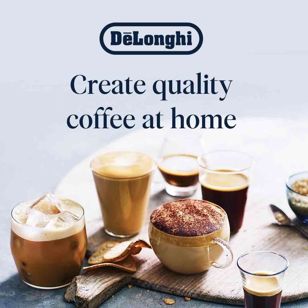 DeLonghi Brand Page Mobile