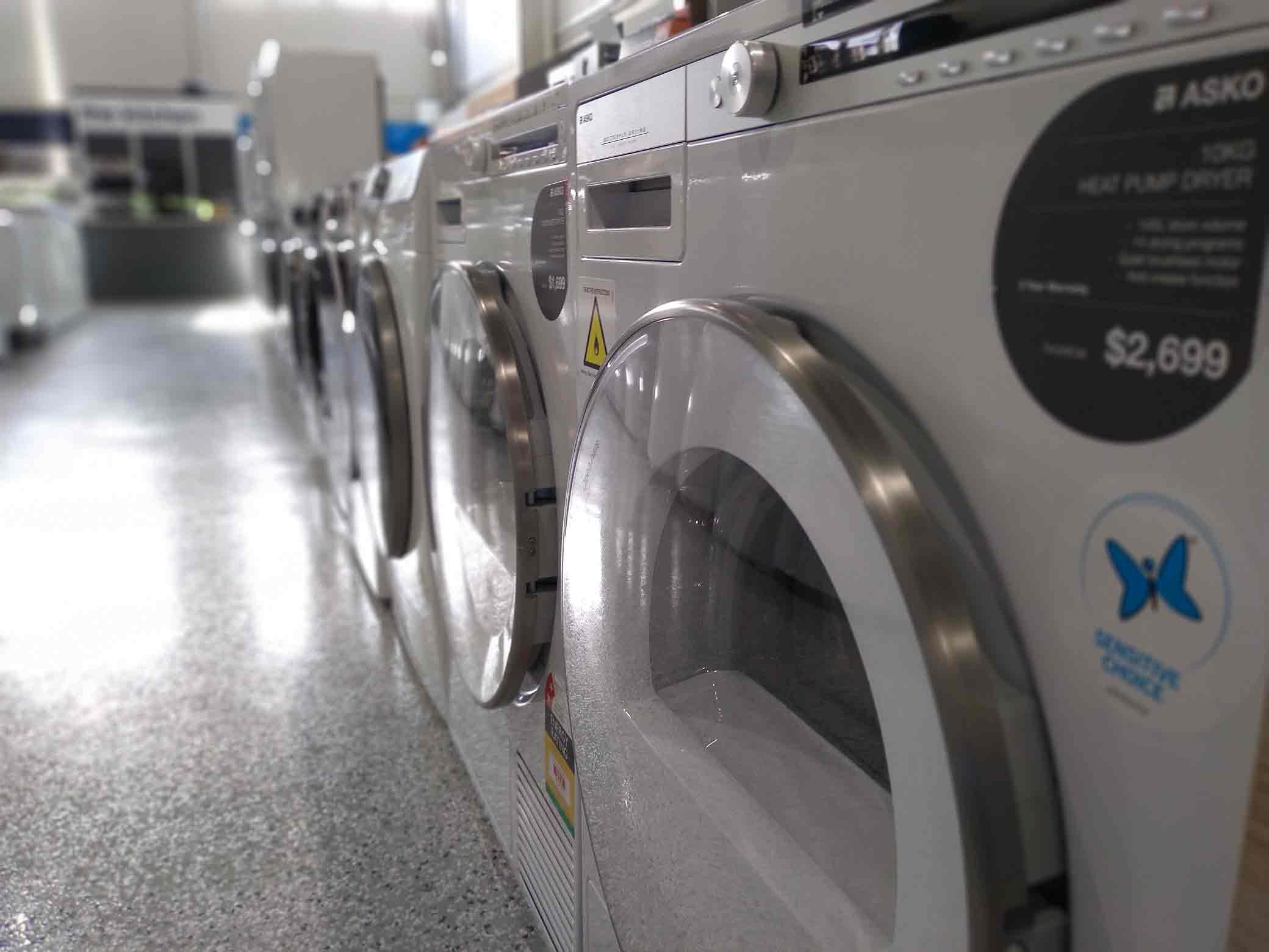 2021 Underwood Washers