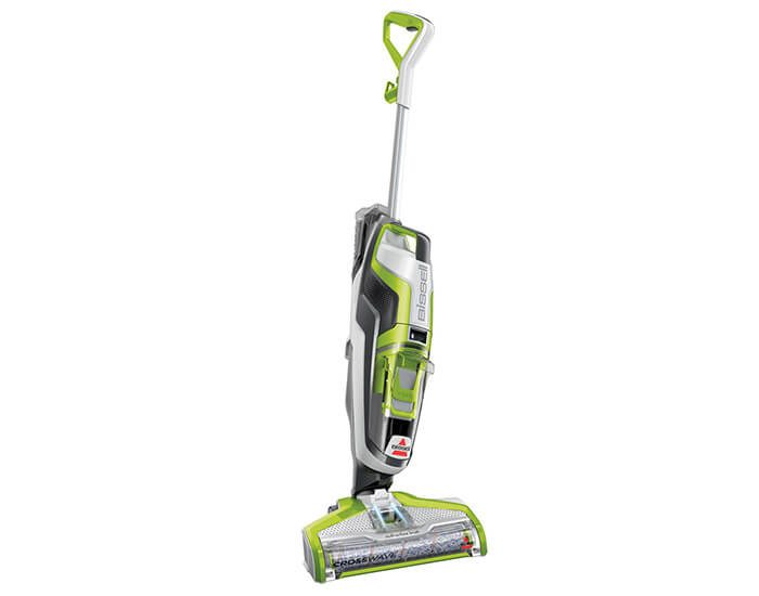 Bissell 2203F Crosswave Vacuum & Wash Floor at the same time