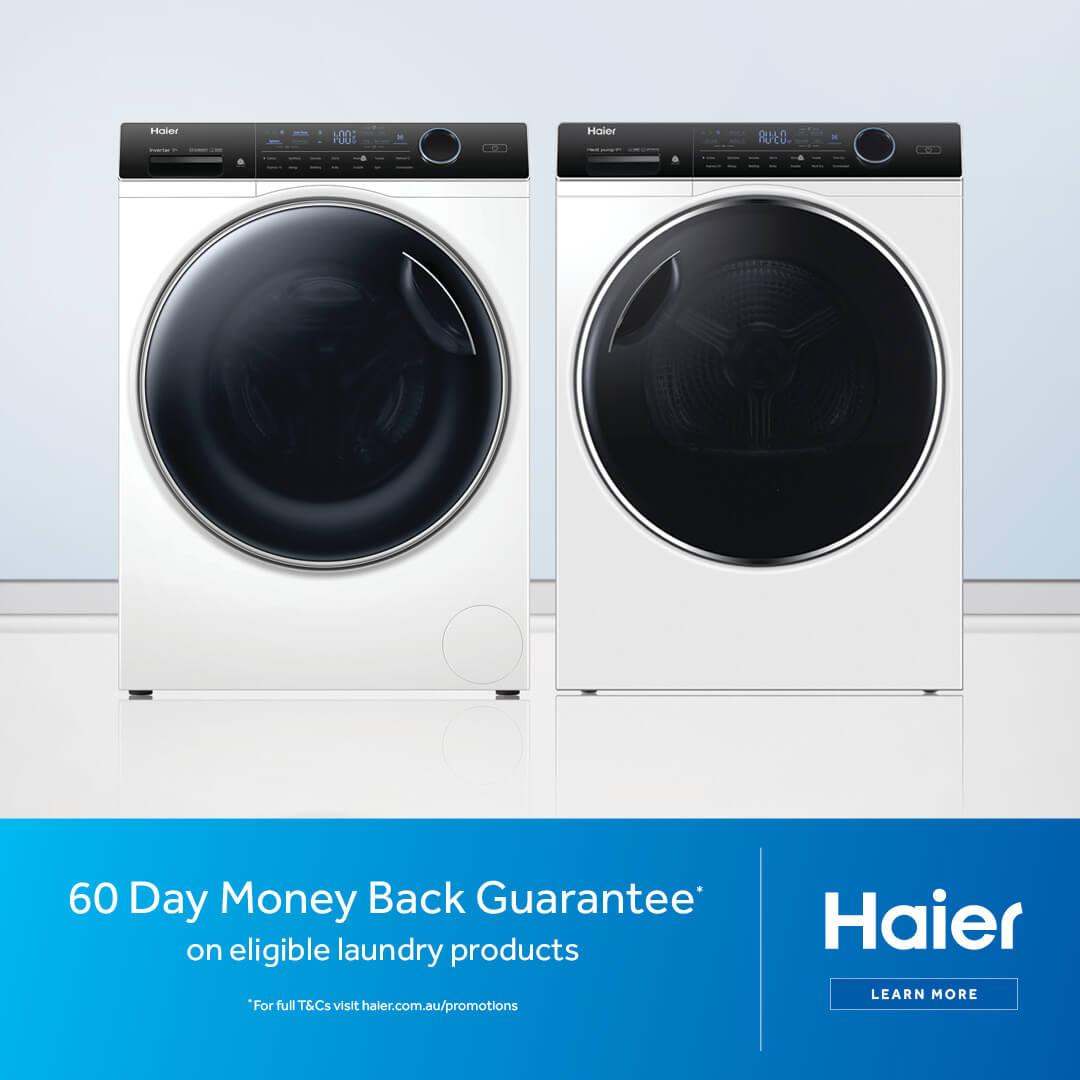 2021 Haier 60 Day Guarantee mobile