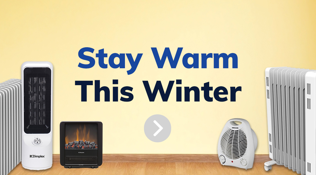 Stay Warm this Winter