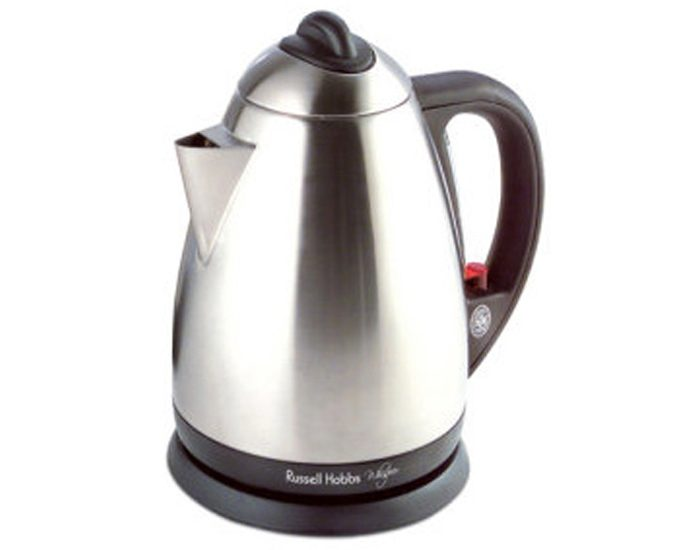 Russell Hobbs 3090 1.7L Montana Brushed Stainless Kettle