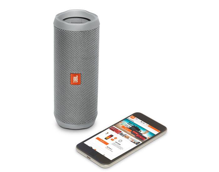 JBL 3596458 Portable Speaker - Grey