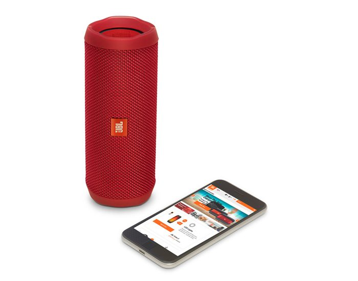 JBL 3596459 Portable Speaker - Red