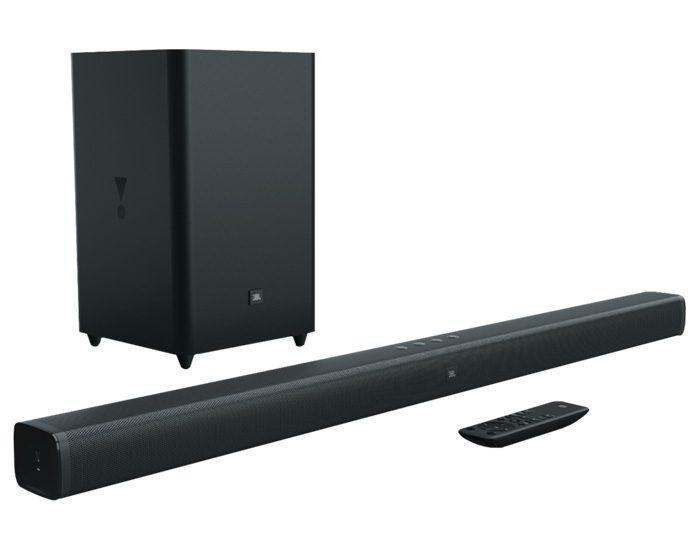 JBL 3690649 2.1 Soundbar with Wireless Subwoofer