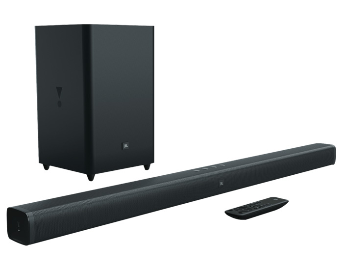 JBL 3690649 2.1 Soundbar with Wireless Subwoofer