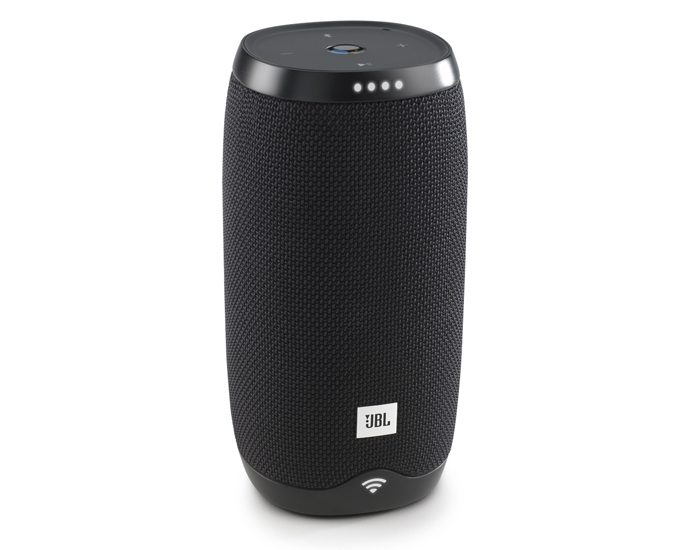 JBL 3964794 Voice Activated Portable Speaker - Black