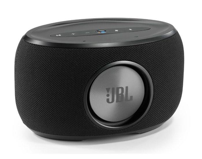 JBL 3983216 Voice Activated Portable Speaker - Black
