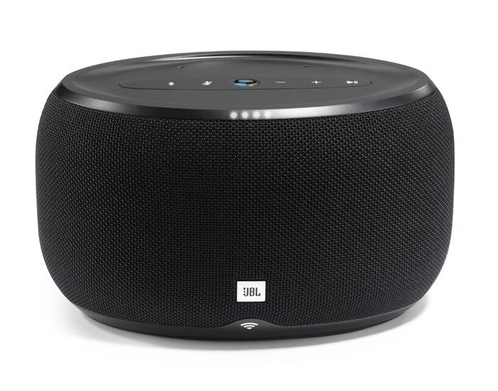 JBL 3983216 Voice Activated Portable Speaker - Black