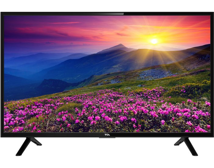 "TCL 40D3000F 40"" HD LED TV with Media Player"