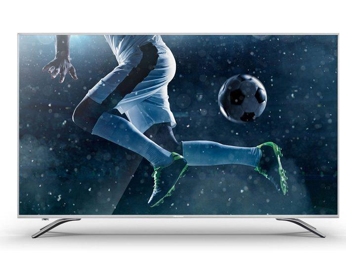 """Hisense 43P6 43"""" UHD Smart TV"""