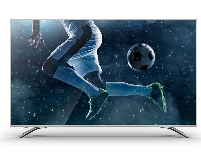 """Hisense 50P6 50"""" UHD Smart TV"""