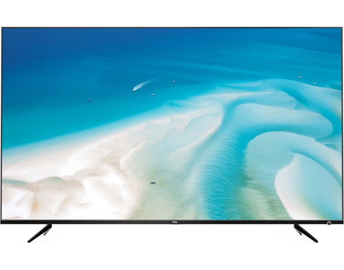 """TCL 50P6US 50"""" UHD LED Smart Android TV"""