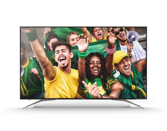 "Hisense 50P7 50"" 4K UHD Smart ULED Smart TV"