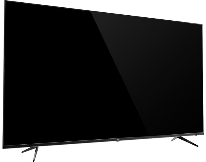 """TCL 55P6US 55"""" UHD LED Smart Android TV"""