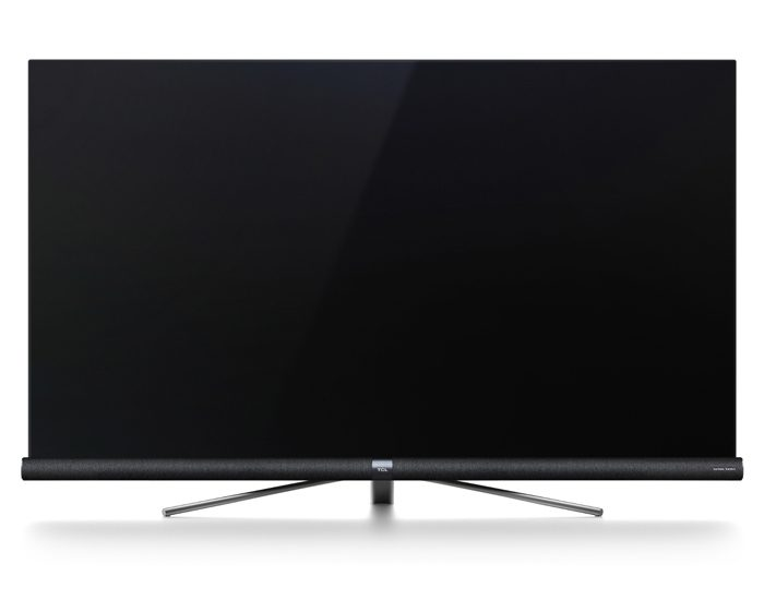"""TCL 65C6US 65"""" LED UHD Edgeless Android TV"""