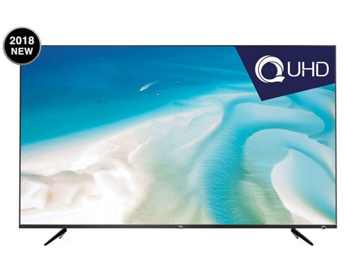 """TCL 65P6US 65"""" UHD LED Smart Android TV"""