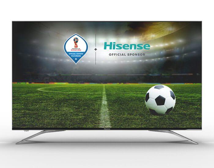 "Hisense 65P7 65"" 4K UHD Smart ULED Smart TV"