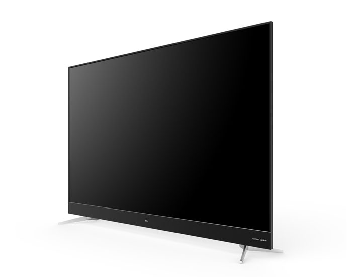 """TCL 70C4US 70"""" LED UHD Edgeless Android TV"""