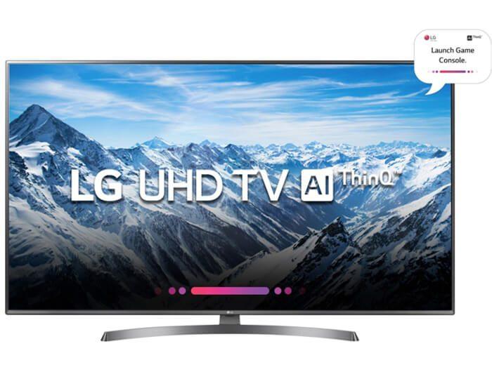 """LG 70UK6540PTA 70"""" LED UHD TV"""