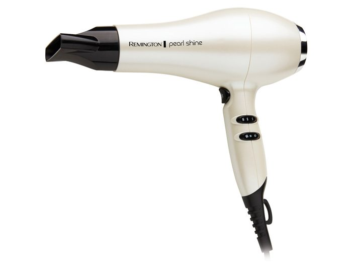 Remington AC2405AU 2000W Pearl Shine Hair Dryer