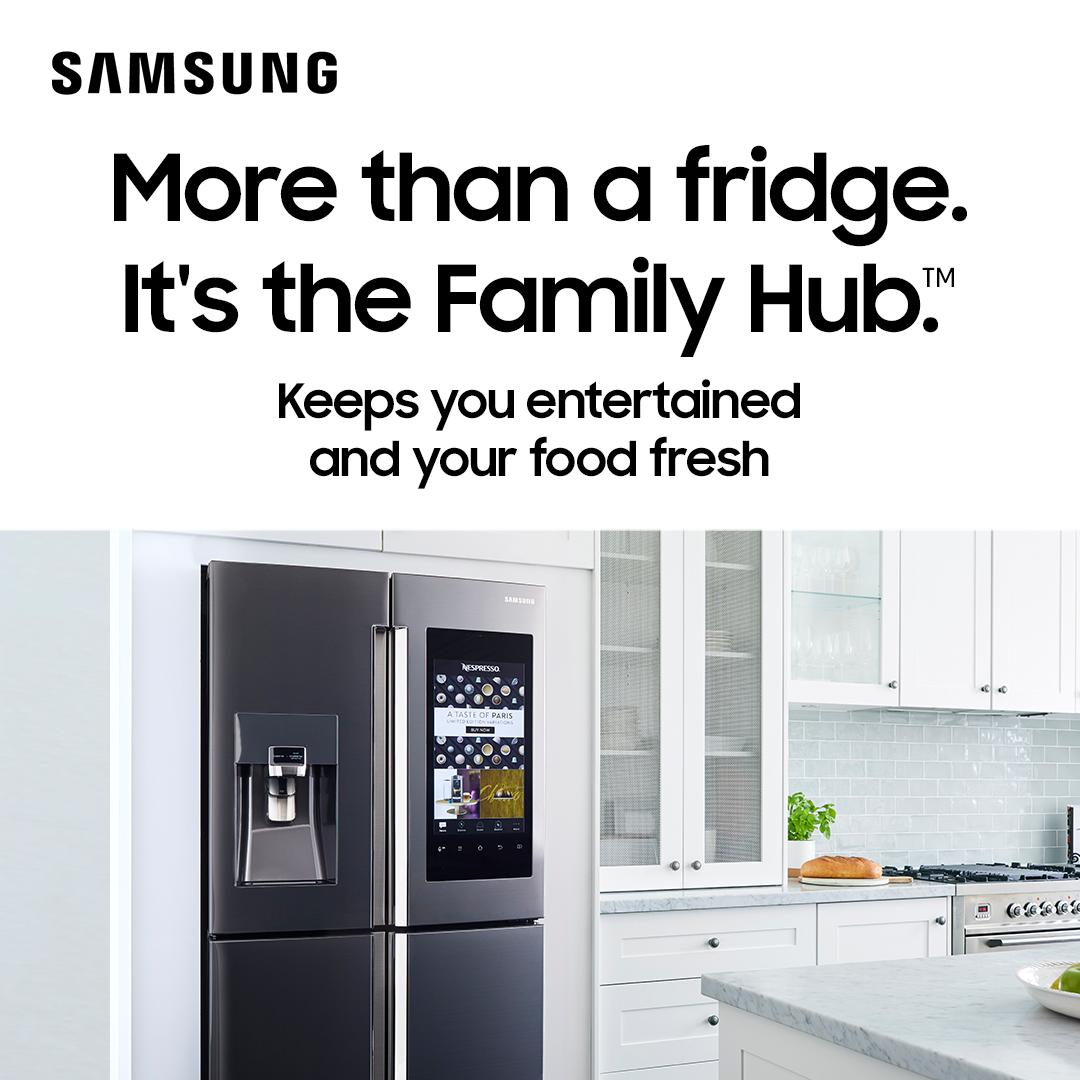Samsung Brand Banner Mobile