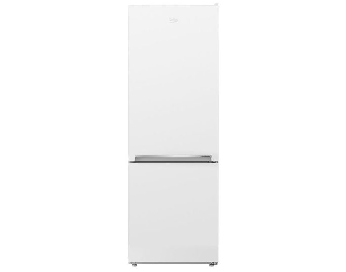 Beko BBM335W 335L Bottom Mount Fridge/Freezer