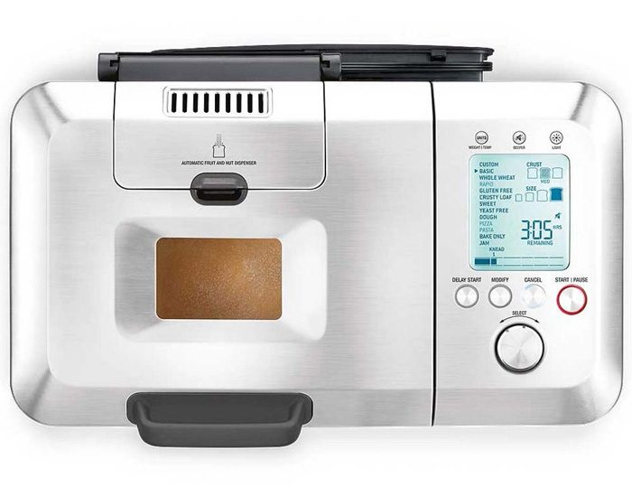 Breville BBM800BSS 830W the Custom Loaf Pro™ Bread Maker