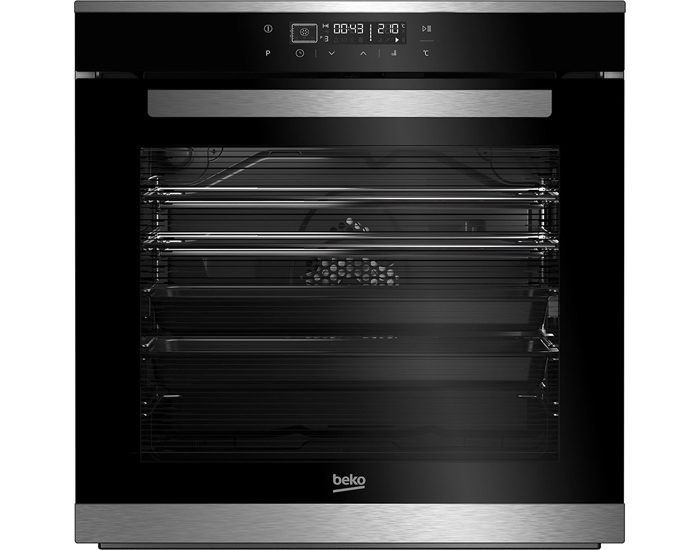 Beko BBO60B2PB 60cm 94L Pyrolytic Built-in Oven