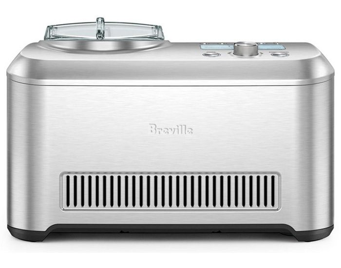 Breville BCI600BSS 1L the Smart Scoop™ Ice Cream Maker