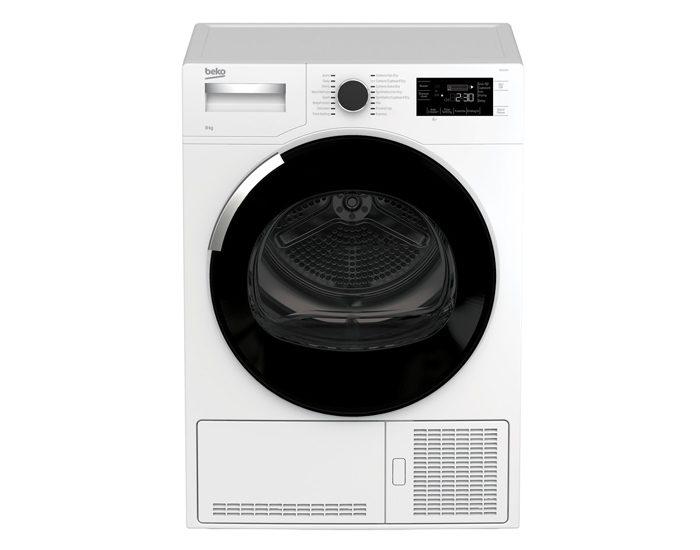 Beko BDC830W 8kg Sensor Controlled Condenser Dryer