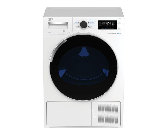 Beko BDP83HW 8kg Sensor Controlled Vented Dryer