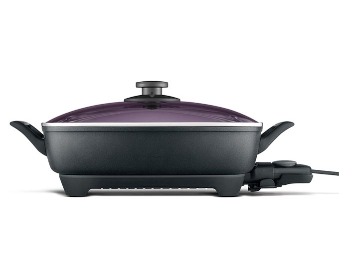 Breville BEF250GRY 2200W the Banquet Pan Electric Frypan