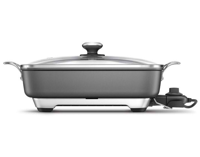 Breville BEF460GRY 2400W the Thermal Pro Non-stick Electric Frypan