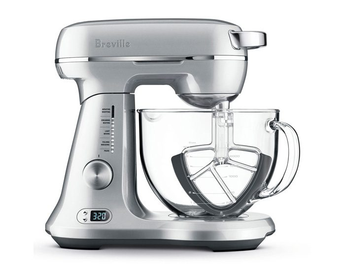Breville BEM823BAL 1200W the Bakery Boss Food Mixer