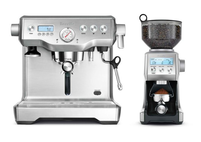 Breville BEP920BSS the Dynamic Duo™ Stainless Coffee Machine
