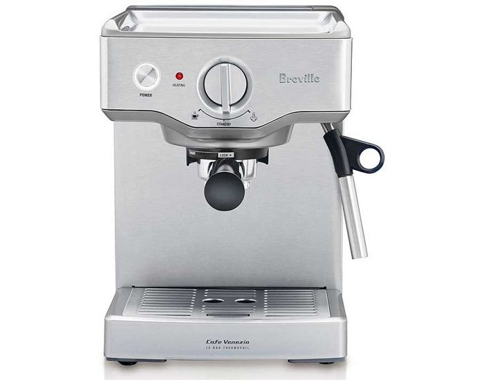 Breville BES250BSS Cafe Venezia Coffee Machine