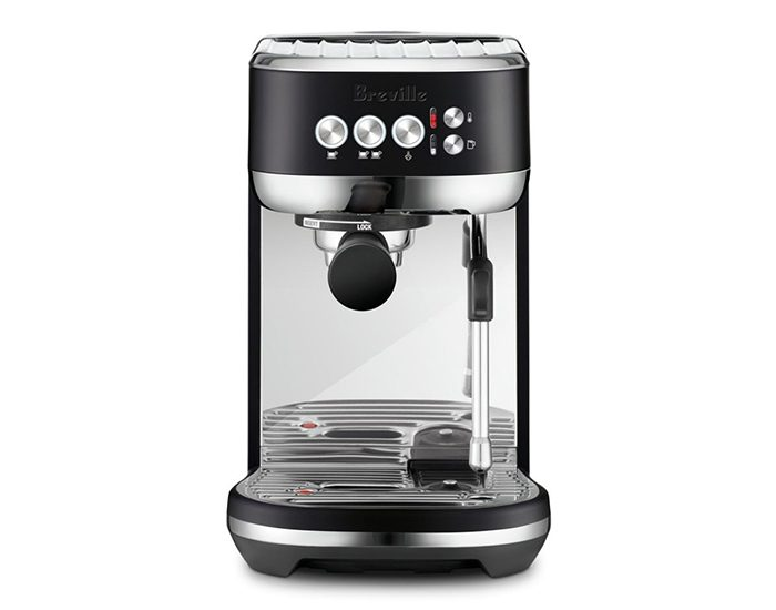 Breville BES500BTR The Bambino Plus Espresso Machine - Black