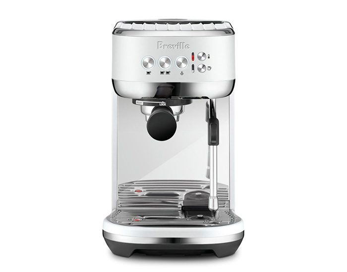 Breville BES500SST The Bambino Plus Espresso Machine - Sea Salt