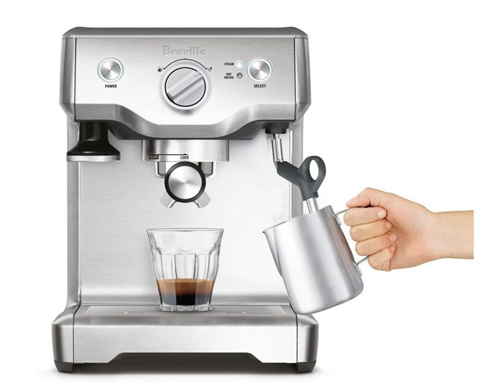 Breville BES810BSS The Duo-Temp Pro Espresso Machine