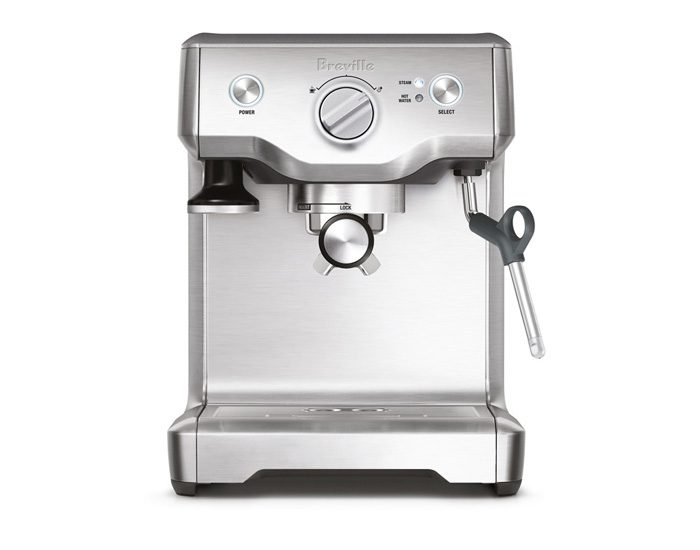 Breville BES810BSS The Duo-Temp Pro Espresso Machine