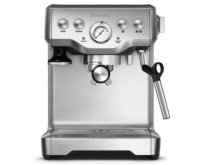 Breville BES840BSS Infuser Coffee Machine
