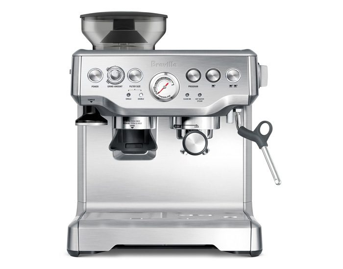Breville BES870BSS Stainless Steel Barista Express Coffee