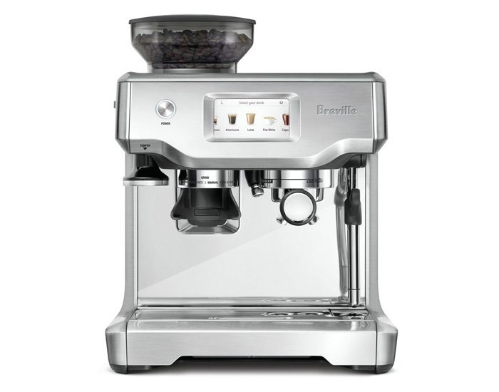 Breville BES880BSS the Barista Touch™ Coffee Machine