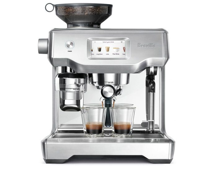 Breville BES990BSS the Oracle® Touch Stainless Coffee Machine