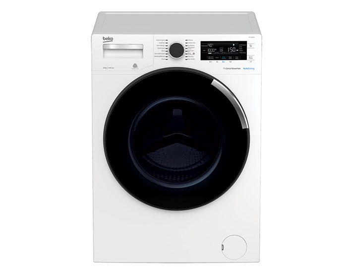 Beko BFL103ADW 10kg Front Load Washer