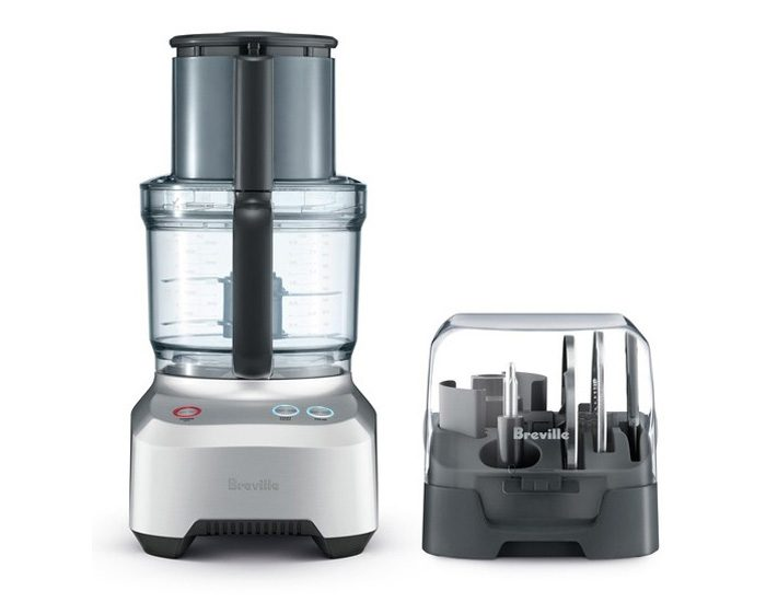 Breville BFP680BAL 1000W the Kinetix Wizz™ 11 Plus Food Processor