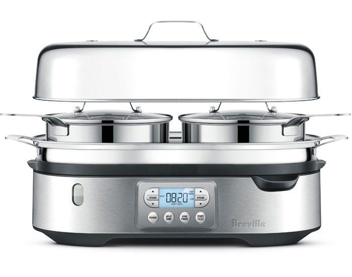 Breville BFS800BSS the Steam Zone ™ Steam Cooker
