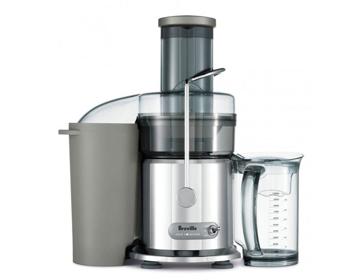 Breville BJE410CRO 1200W the Juice Fountain® Max Juicer